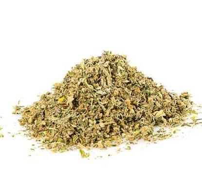 Sieved of Bubblegum CBD Blüten Cannabis