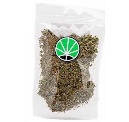 sieved bubblegum marihuana