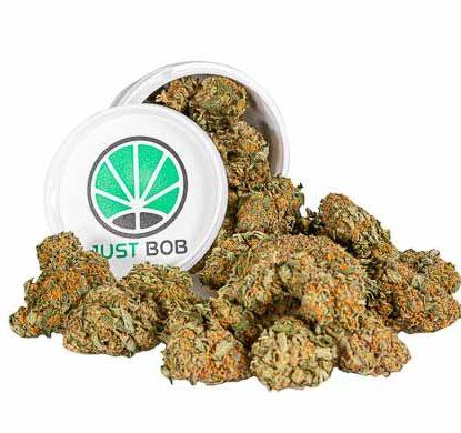Krug Cannabis cbd Blüten California Haze
