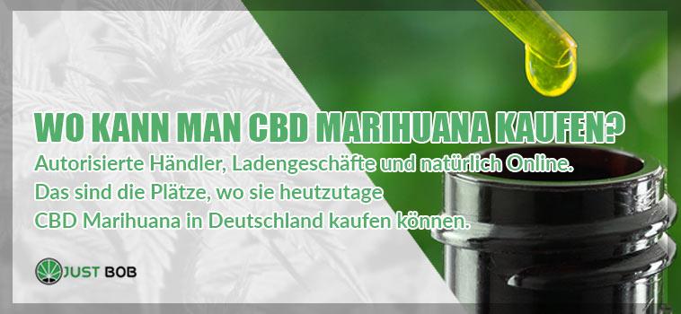 CBD Marihuana kaufen