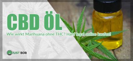 Marihuana ohne THC