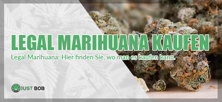 Legal Marihuana KAUFEN de