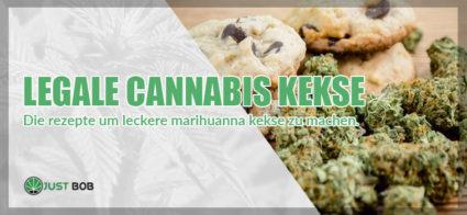 Legale Cannabis Kekse
