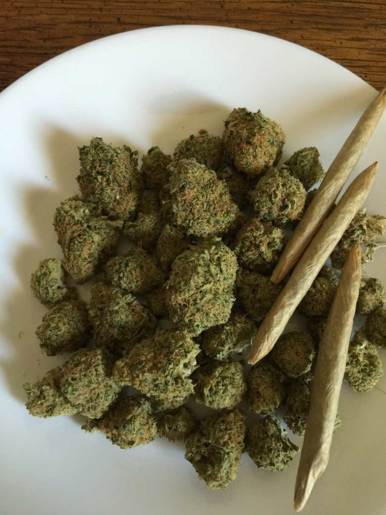Unterschiede zwischen Haschisch und Marihuana Rauch