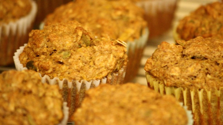 cbd cannabis muffin
