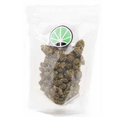 Packaging der Sorte Melon Kush CBD Gras kaufen