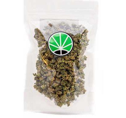 Packaging von Small Bud Mix CBD Blüten Deutschland