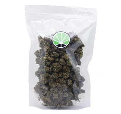 orange bud cannabis weed