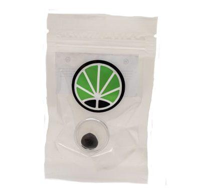 Packaging von Charas Haschisch CBD bei 15%