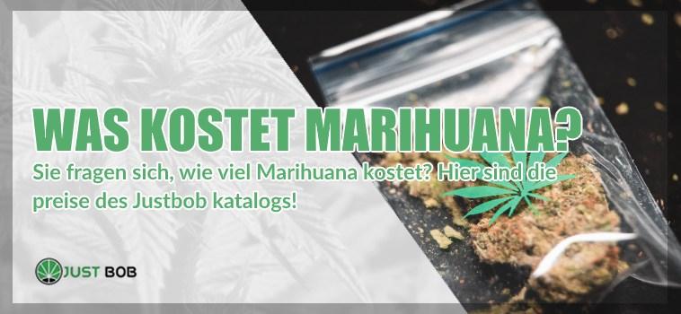 Was kostet Marihuana cbd