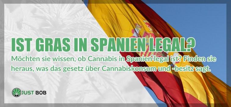 Spanien legal marihuana