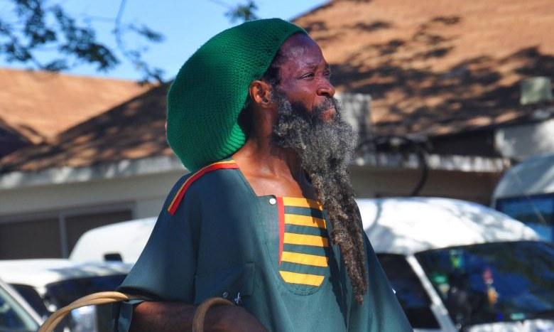 Jamaikan rastafari und cbd cannabis