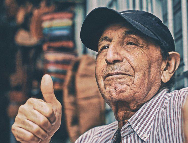 positive auswirkungen von CBD bei älteren Menschen