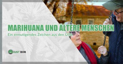 Marihuana und ältere Menschen