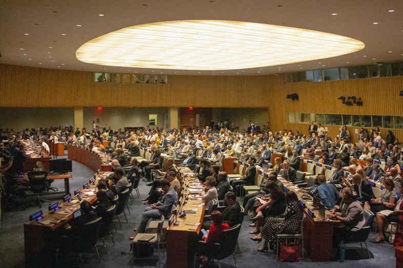 UN: die Entscheidung über Cannabis
