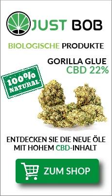 banner justbob cbd gras