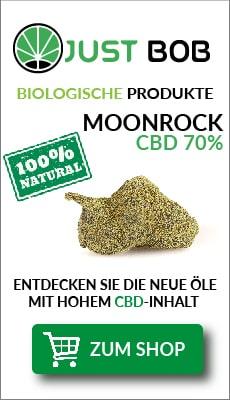 banner justbob der beste legale weed shop deutschland