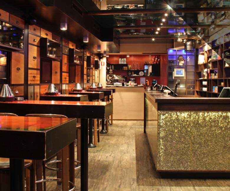Barneys bestes Café in Amsterdam