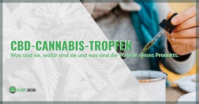 Eigenschaften von CBD-Cannabistropfen