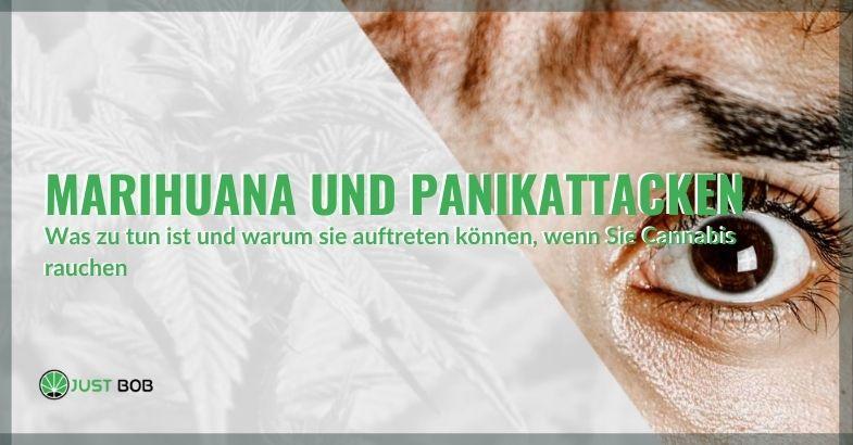 Marihuana-Panikattacke: Was tun und warum?