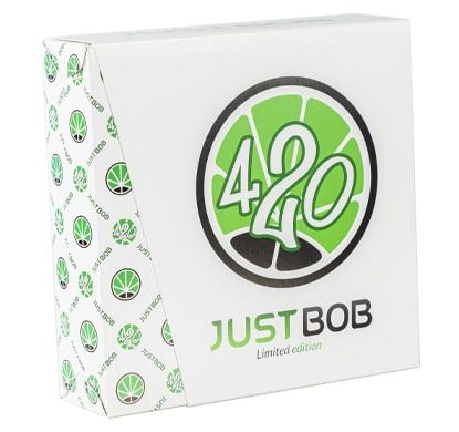 Verpackungs Kit 420 Silver Cannabis Tag