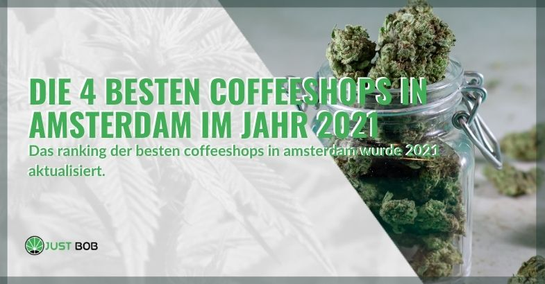 Cafés in Amsterdam: die besten 4 im Jahr 2021