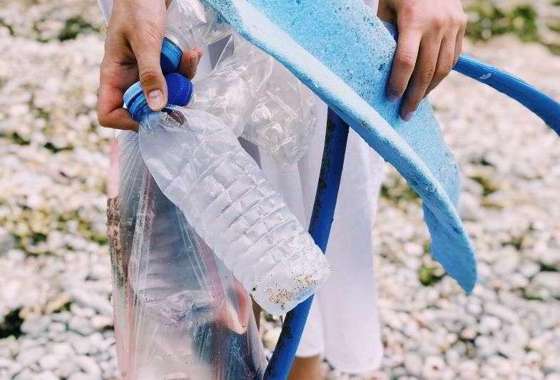Hanfplastik verursacht nicht den Schaden von klassischem Plastik