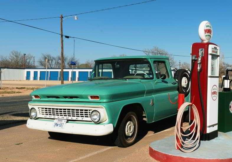 Hanf als Treibstoff für Autos