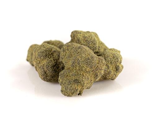 Hier ist das Moon Rock Weed