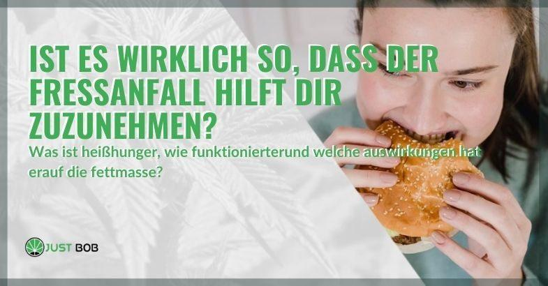 Heißhungerattacken, wie sie funktionieren, stimmt es, dass sie dick machen?